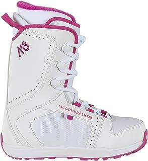 e67dfe6420cd Amazon.com   Salomon Scarlet Quicklock Women s Snowboard Boots Black ...