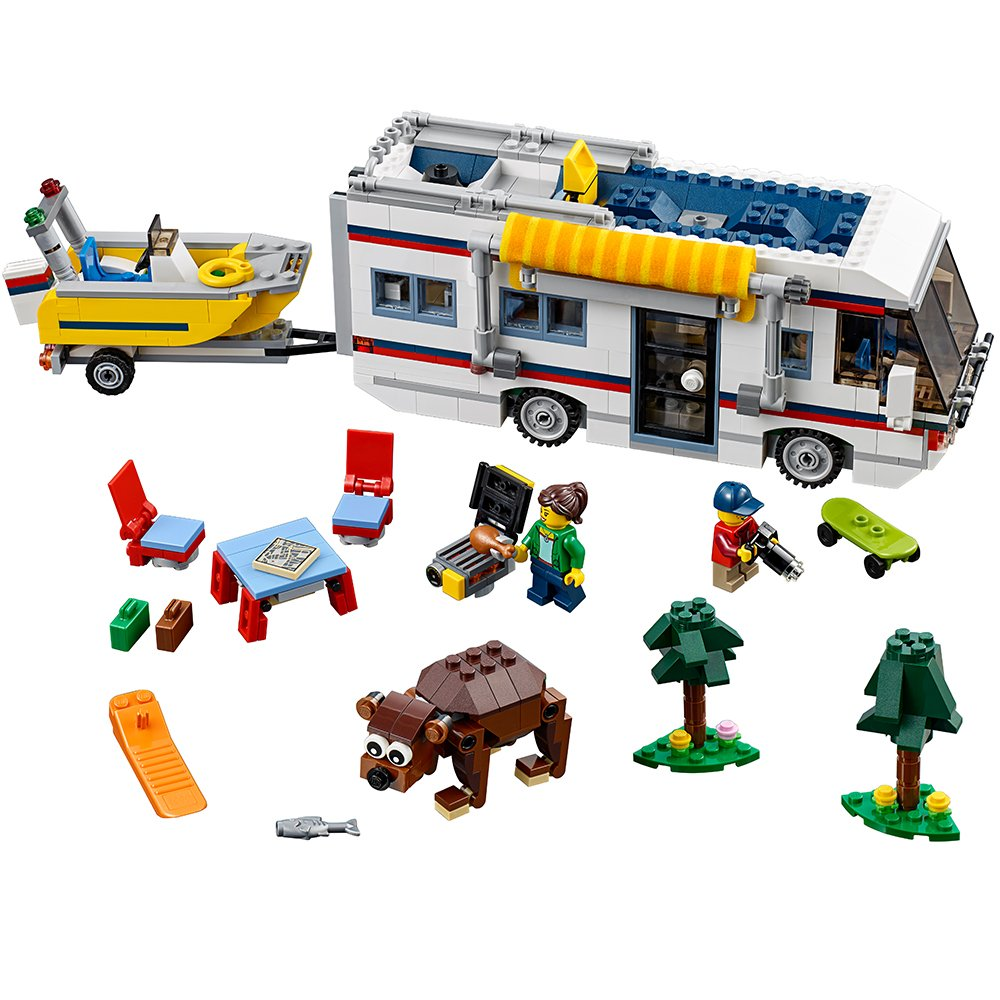 Amazon Lego Creator Vacation Getaways 31052 Childrens Toy