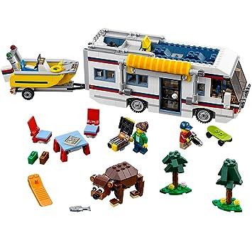 Amazon.com: LEGO Creator Vacation Getaways 31052 Children's Toy ...