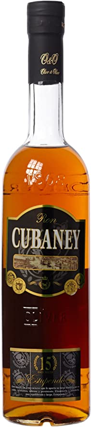 cubaney Gran Reserva 15 años (1 x 0,7 l)