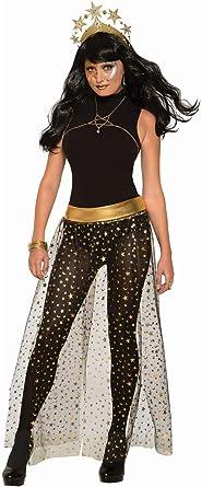 Forum Novelties – Disfraz de Falda de Estrella y Luna - Dorado ...