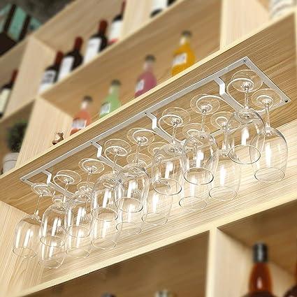 JTWJ Barra de Vino portavasos vinoteca decoración de vinos Copa de vinos Copa de Vino Enfriador