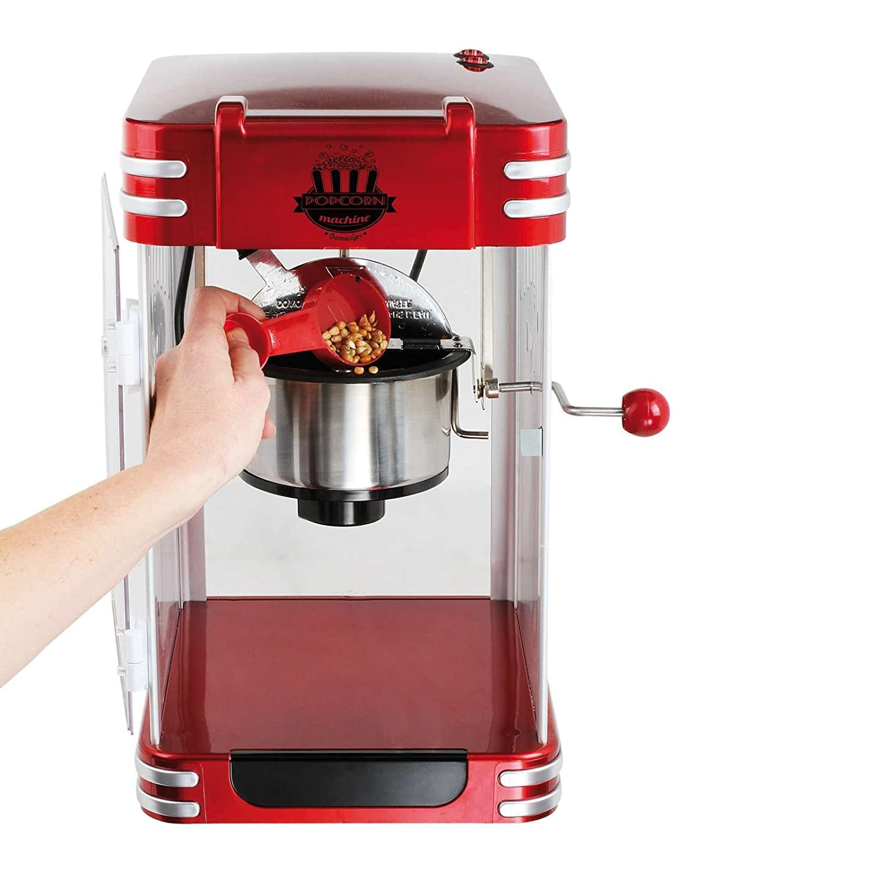 XXL Máquina de palomitas popcorn maker palomitas automática ...