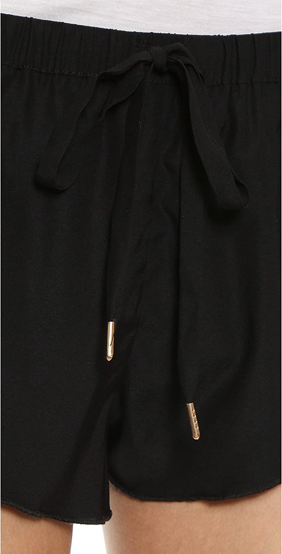 Joes Jeans Womens Chevron Print Trouser Short