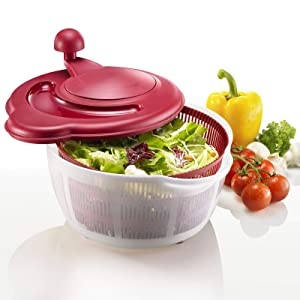 Westmark Germany Salad Spinner Large Salad Spinner
