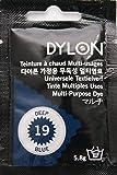 DYLON マルチ (衣類・繊維用染料) 5g col.19 ディープブルー [日本正規品]