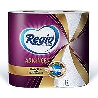 Regio Advanced Toallas de Papel, 88 hojas, 2 Rollos