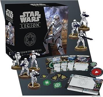 Asmodee FFGD4604 Star Wars - Juego de Figuras de Legión: Amazon.es ...