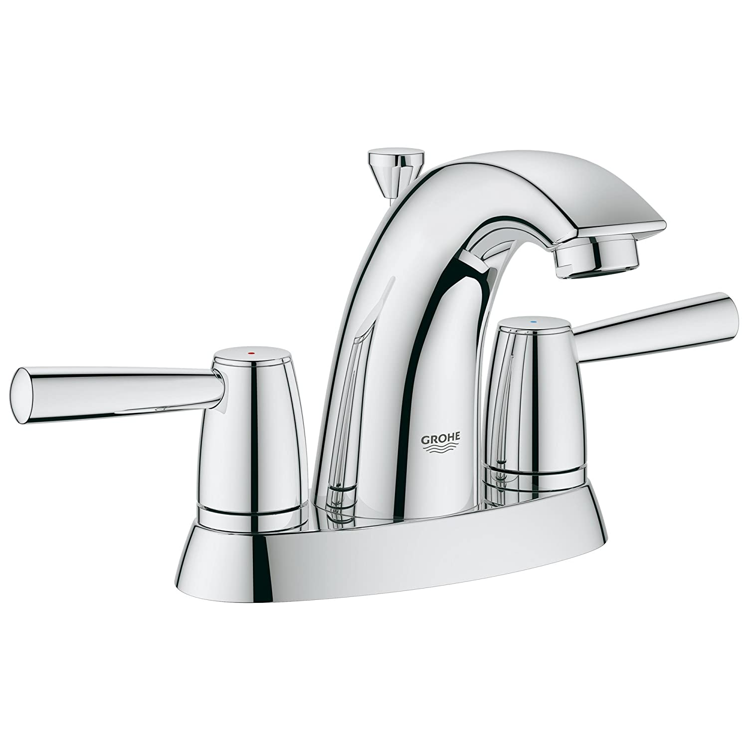 Amazon.com: Arden 4 In. Centerset 2-Handle Bathroom Faucet - 1.5 GPM ...
