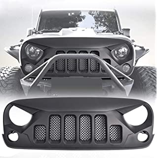 Amazon com: VZ4X4 For 07-18 Jeep Wrangler JK 10th Anniversary