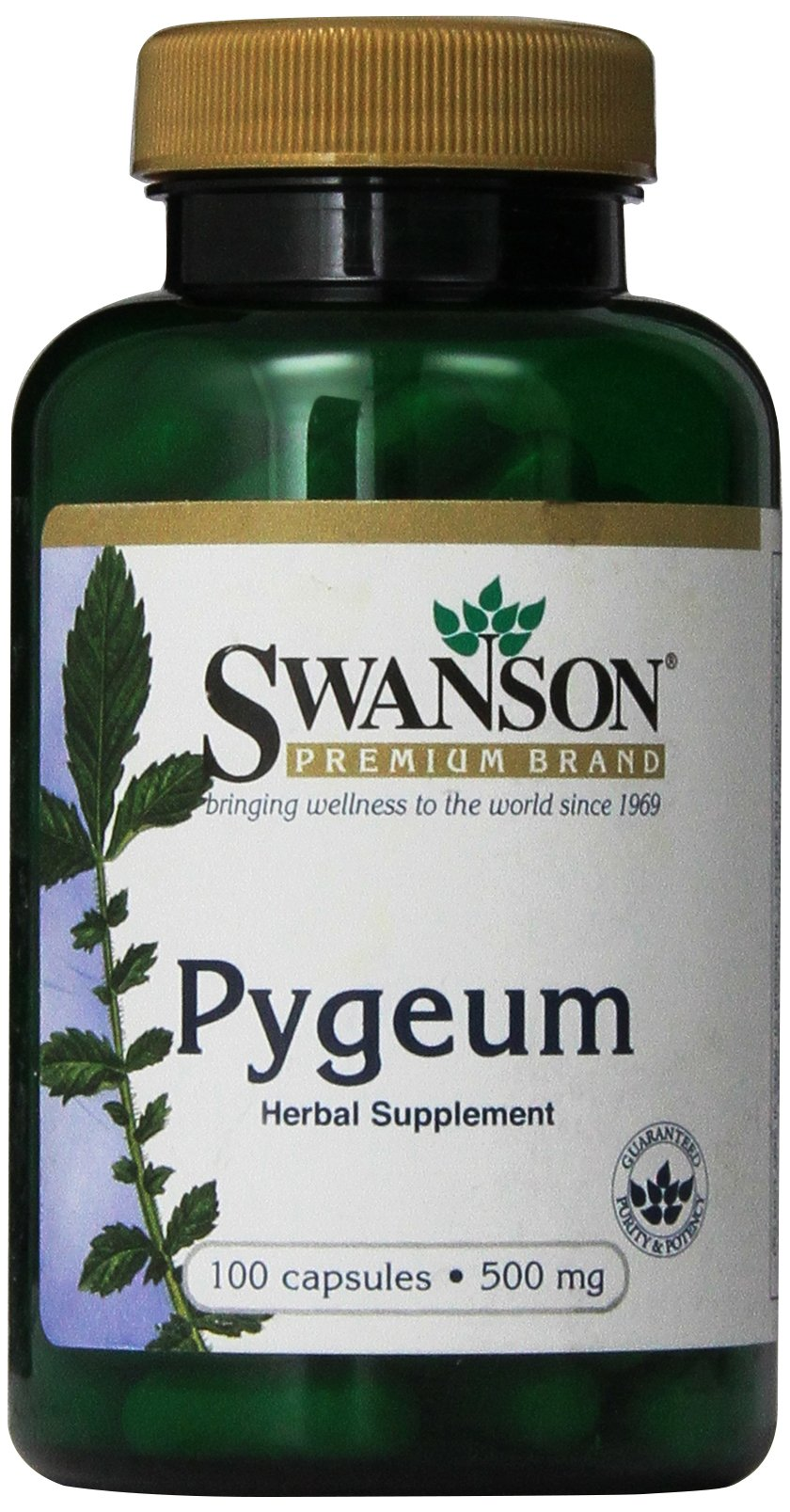 Swanson Pygeum 500 mg 100 Caps