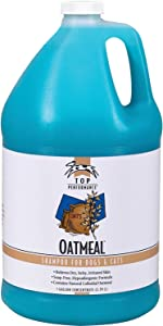 Top Performance Oatmeal Dog and Cat Shampoo, 17-Ounce