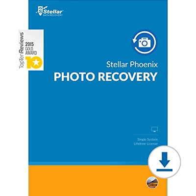Stellar Phoenix Photo Recovery Win/Mac