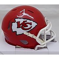 $99 » Tyreek Hill Autographed Kansas City Chiefs Speed Mini Helmet Beckett BAS Stock #177510