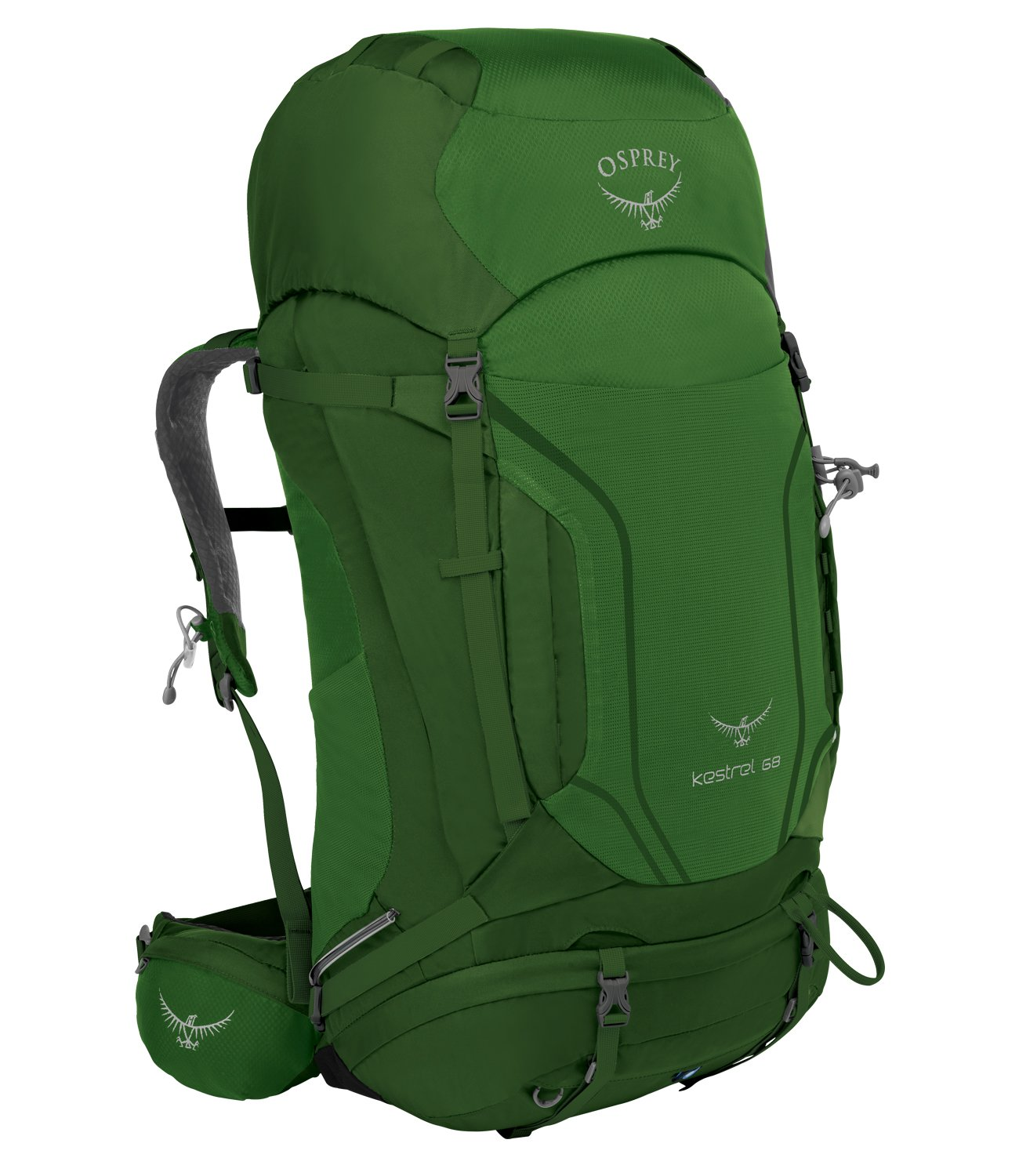 OSPREY Kestrel 68 S/M Jungle Grün