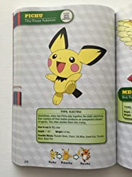 Pokemon Deluxe Essential Handbook by Scholastic Editors (2015, Hardcover)