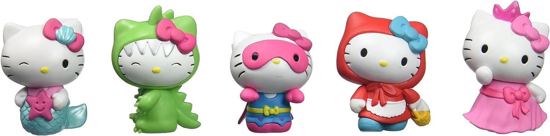 Hello Kitty Just Play Figures 5 pk Figures Toy Figure