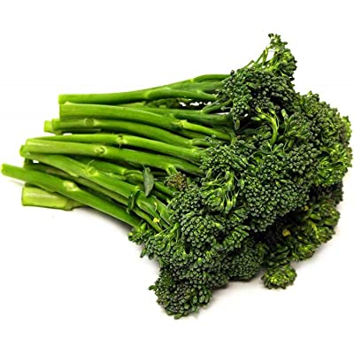 Organic Broccolini Seeds (25 Seeds) : Garden & Outdoor