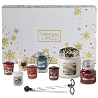 Yankee Candle Gift Set Box including Candles and Accessories