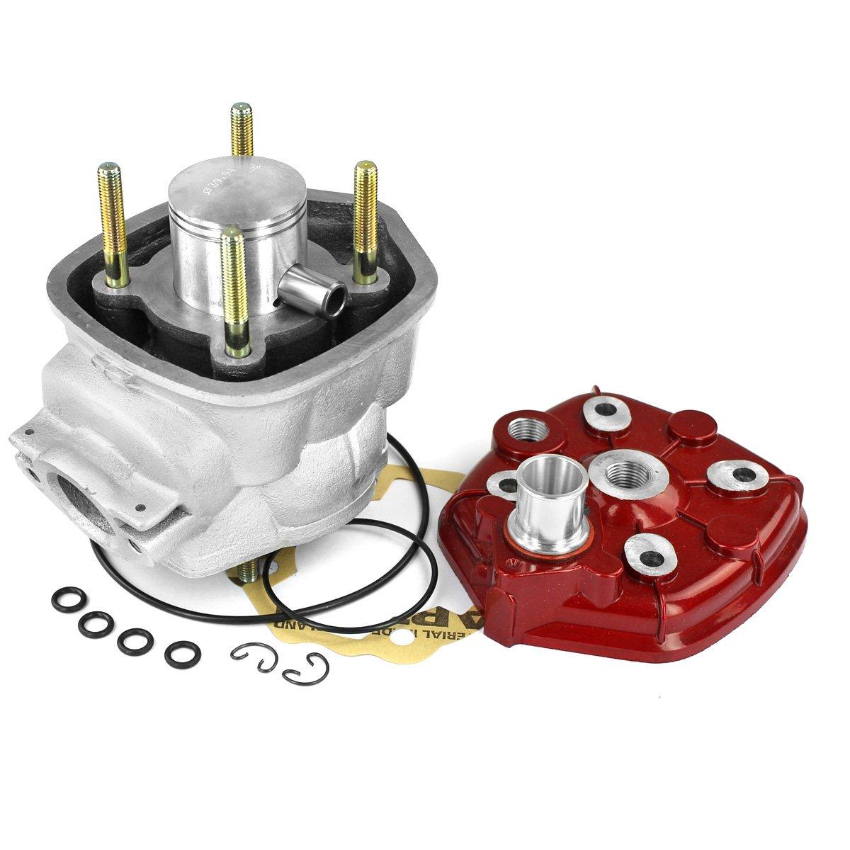 MVT 033008 Haut Moteur Iron Max Fonte Adaptateur Derbi Euro 3