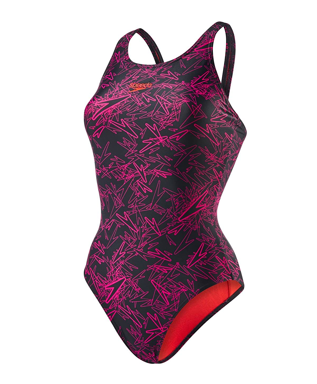 Speedo Schwimmanzug Badeanzug Damen 38 M Schwimmen Swimming Suit Neu 910