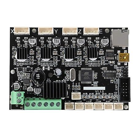 xiegons3 3D Impresora Tarjeta Madre - V1.1.5 24V Tarjeta ...