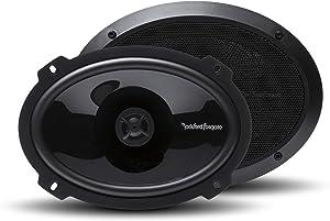 "Rockford Fosgate P1692 Punch 6""x9"" 2-Way Full Range Speaker (Pair)"