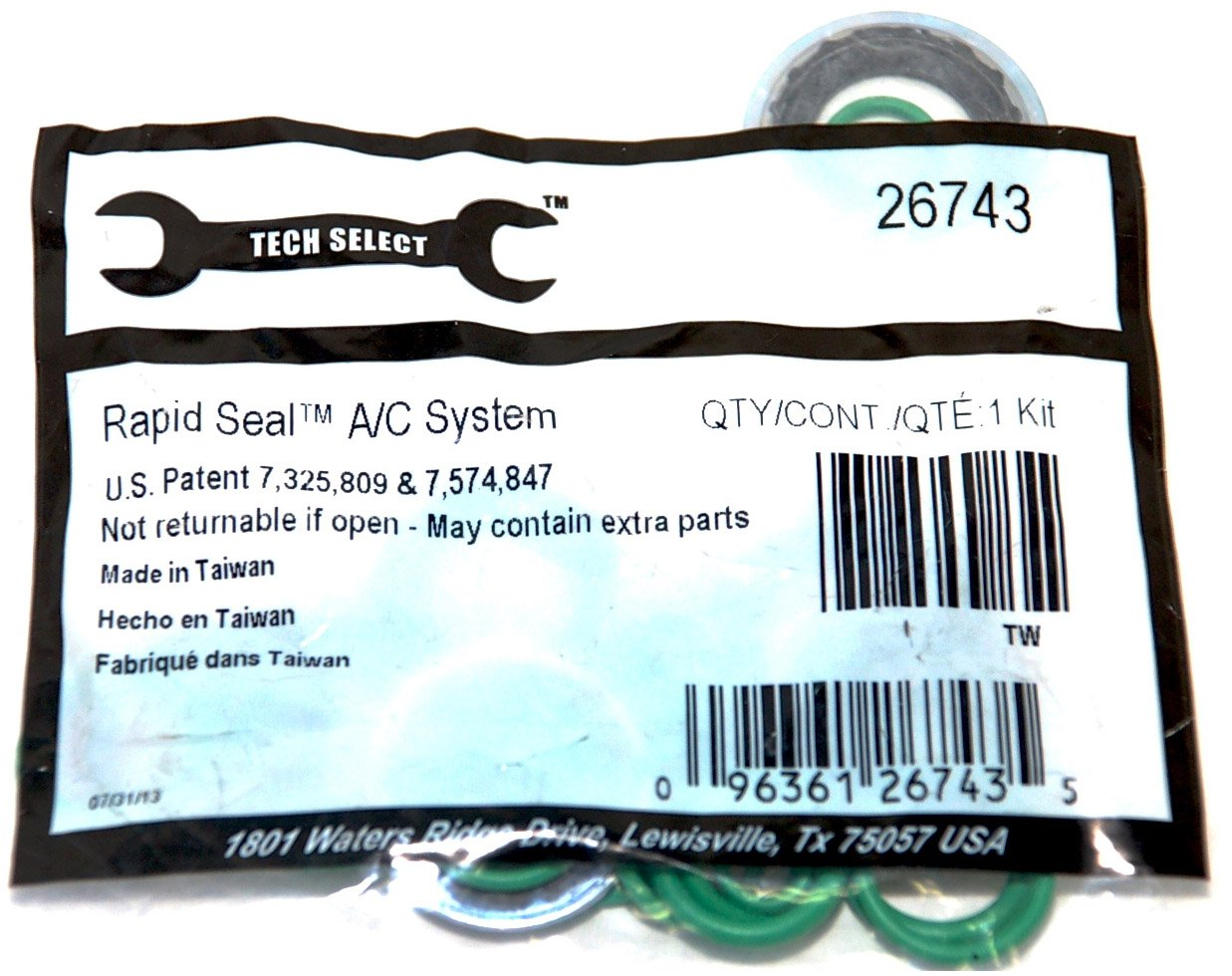 Four Seasons 26743 O-Ring & Gasket Air Conditioning System Seal Kit