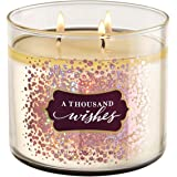 Bath and body works A Thousand Wishes scented candle 411g