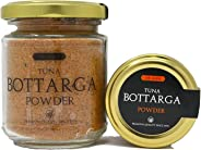 Mr Moris Tuna Roe Powder Premium Quality Bottarga Kosher Made in Italy (2.5Oz - 70Gr)