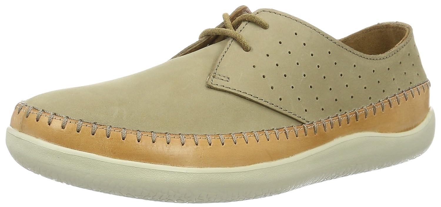 Clarks Veho Flow, Zapatos de Cordones Derby para Hombre