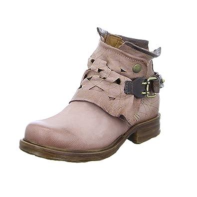 separation shoes da362 7c1bd A.S.98 259232 Damen Stiefel Stiefelette Leder Lasercuts ...