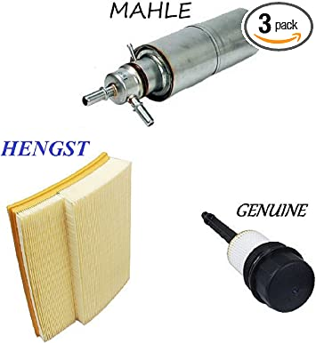 [DIAGRAM_4FR]  Amazon.com: Tune Up Kit Air Oil and Fuel Filters for Mercedes-Benz ML430  1999-2001: Automotive   1999 Ml430 Fuel Filter      Amazon.com