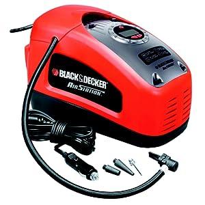 Black + Decker ASI300 Gonfleur/Compresseur 11 bars / 160 PSI