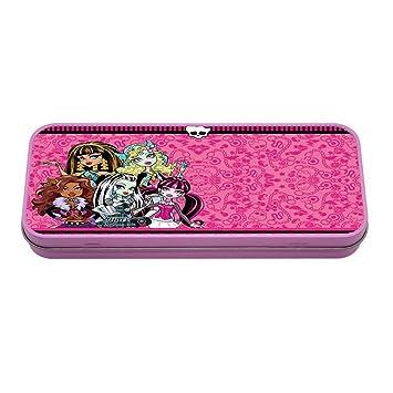 Tienda £ Save personalizado Monster High rosa Metal lata ...