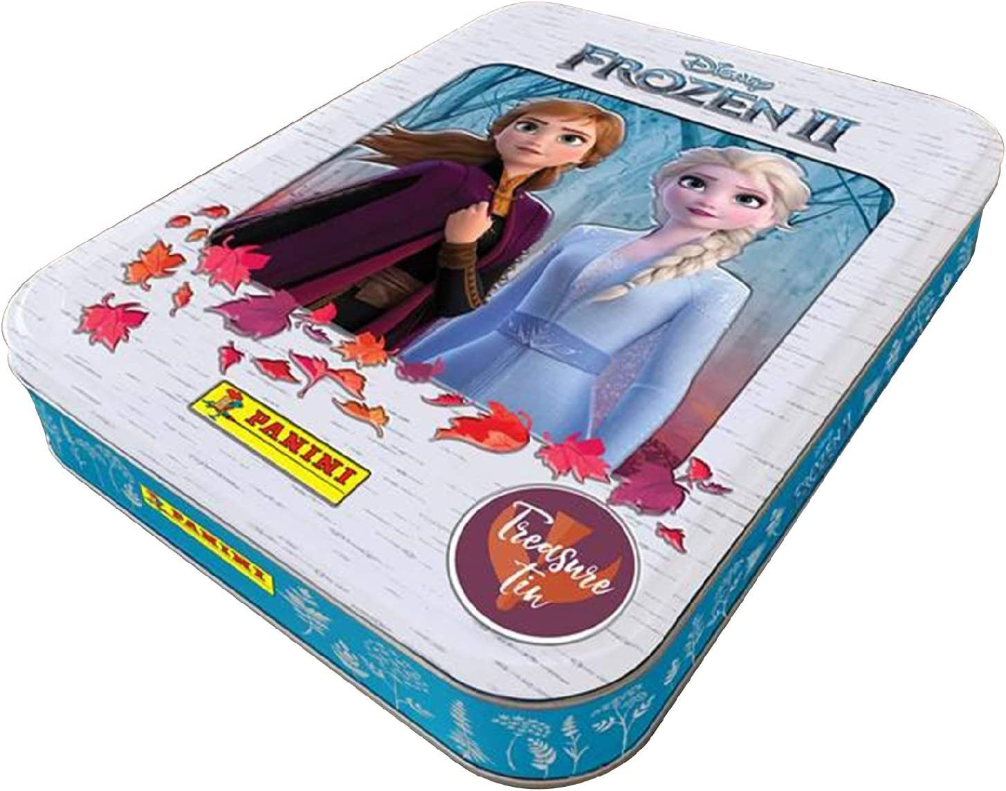 PANINI Olaf Frozen adventure stickers 50 Sealed Packets