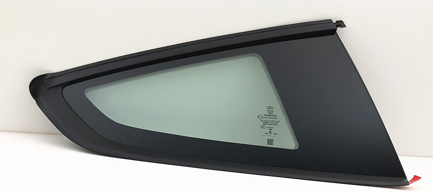 Fits 2015-2018 Ford Mustang Convertible Driver Left Side Door Window Glass