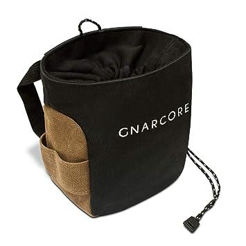GnarCore Magnesia Bolsa, Color marrón, tamaño Magnesiabeutel: Amazon.es: Deportes y aire libre