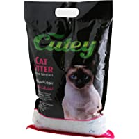 Cutey Silicone Crystals Cat Litter , 1.6 Kg
