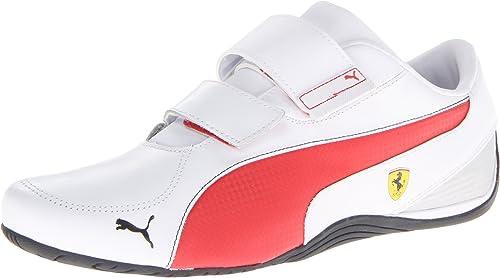 PUMA Men's Drift Cat 5 Ferrari AC NM Motorsport Shoe