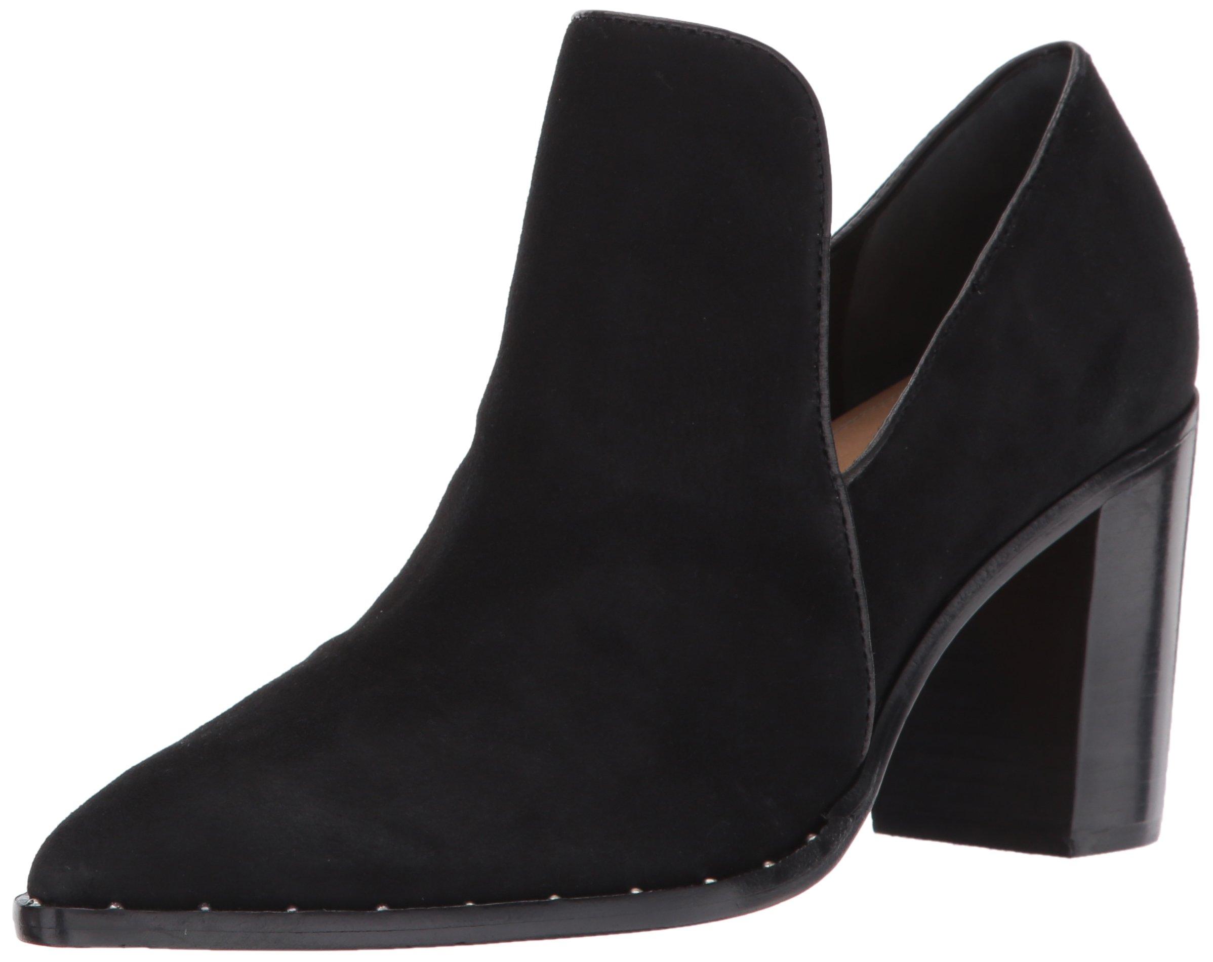 SCHUTZ Women's FOMO Ankle Boot, Black 143, 9.5 M US