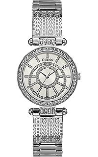 Montre Femmes Guess Quartz - Affichage Chronographe Bracelet Acier ... 0e0e7d03cc7