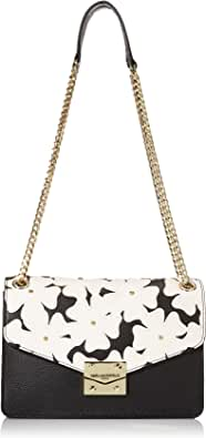 Karl Lagerfeld Paris Corinne Hermine Applique Shoulder Bag