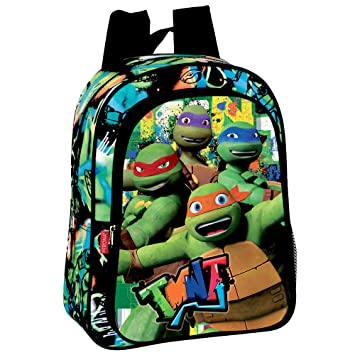 Tortugas Ninja MC-53972 2018 Mochila Infantil, 40 cm