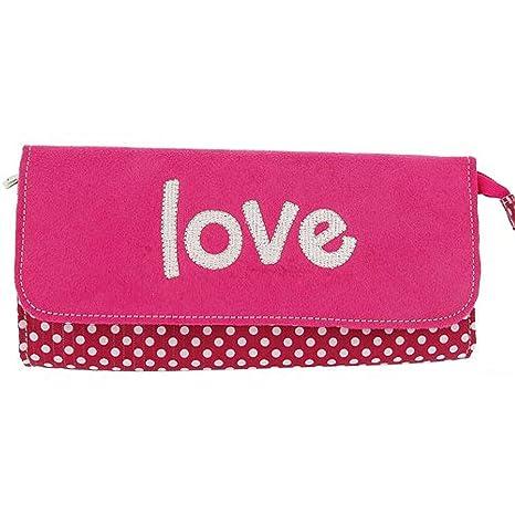 150652ba1abc Amazon.com: Mele Girls - Ladies Pink Suedette