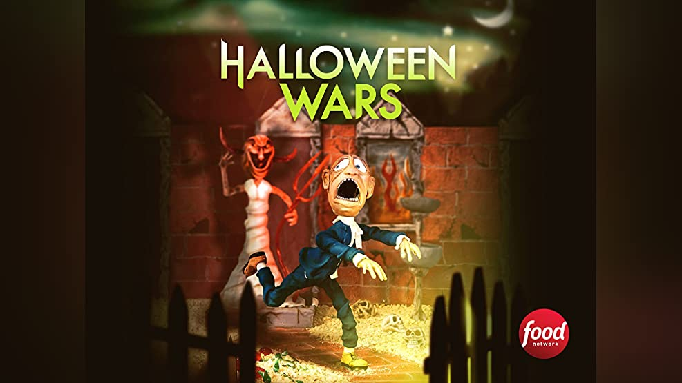 Halloween Wars - Season 10