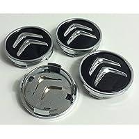in Acciaio Inox Knowled per Modello Tesla X S 3 4 Pezzi Coprimozzo per Cerchioni Auto