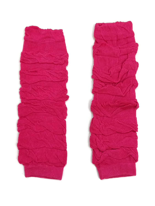 KWC NEWBORN Multicolor Red Rainbow Stripes Baby Leg Warmer// Leggings