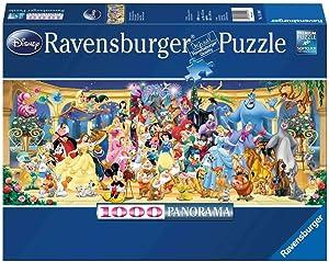 Ravensburger Disney Panoramic Jigsaw Puzzle (1000 Piece)