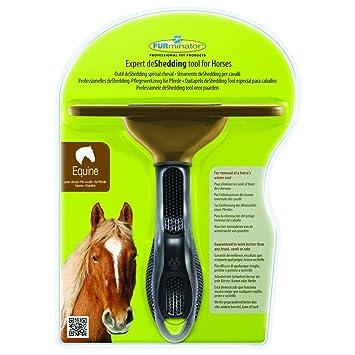 Furminator Caballos deshedding Herramienta Equine perfecto para eliminar Abrigo de invierno: Amazon.es: Productos para mascotas